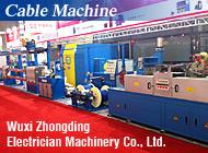 Wuxi Zhongding Electrician Machinery Co., Ltd.