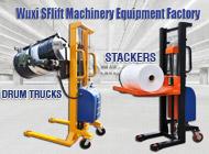 Wuxi Sflift Machinery Equipment Factory