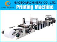 GAOBO MACHINERY CO., LTD.