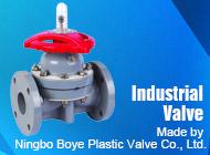 Ningbo Boye Plastic Valve Co., Ltd.