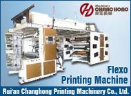 Rui'an Changhong Printing Machinery Co., Ltd.