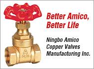 Ningbo Amico Copper Valves Manufacturing Inc.
