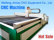 Weifang Jinhao CNC Equipment Co., Ltd.