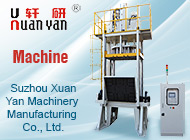 Suzhou Xuan Yan Machinery Manufacturing Co., Ltd.