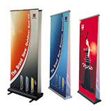 Advertising Banner Stands