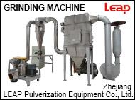 Zhejiang LEAP Pulverization Equipment Co., Ltd.