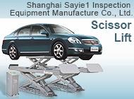 Shanghai Sayie1 Inspection Equipment Manufacture Co., Ltd.