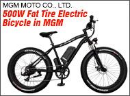 MGM MOTO CO., LTD.