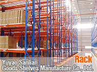 Yuyao Sanlian Goods Shelves Manufacture Co., Ltd.