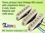 HK Donlis Industry Ltd.