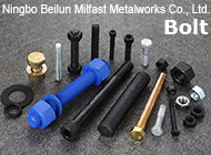 Ningbo Beilun Milfast Metalworks Co., Ltd.