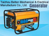 Taizhou Belten Mechanical & Electrical Manufacture Co., Ltd.