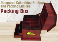 HK Color Shine Printing & Packing Limited