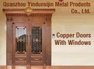 Quanzhou Yindunsijin Metal Products Co., Ltd.