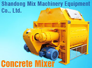 Shandong Mix Machinery Equipment Co., Ltd.