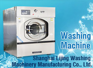Shanghai Lijing Washing Machinery Manufacturing Co., Ltd.