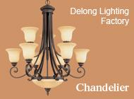 Delong Lighting Factory