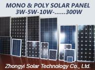 Zhongyi Solar Technology Co., Ltd.