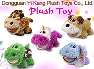 Dongguan Yi Kang Plush Toys Co., Ltd.