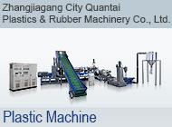 Zhangjiagang City Quantai Plastics & Rubber Machinery Co., Ltd.