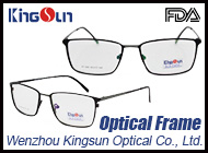 Wenzhou Kingsun Optical Co., Ltd.
