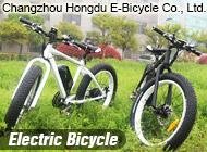 Changzhou Hongdu E-Bicycle Co., Ltd.