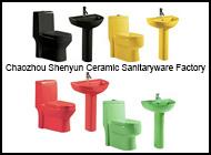 Chaozhou Shenyun Ceramic Sanitaryware Factory