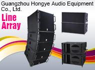 Guangzhou Hongye Audio Equipment Co., Ltd.