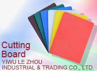 YIWU LE ZHOU INDUSTRIAL & TRADING CO., LTD.