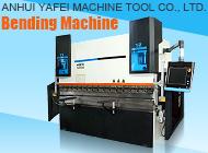 ANHUI YAFEI MACHINE TOOL CO., LTD.