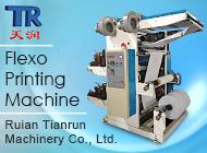 Ruian Tianrun Machinery Co., Ltd.