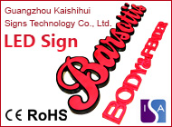 Guangzhou Kaishihui Signs Technology Co., Ltd.