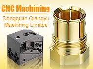 Dongguan Qiangyu Machining Limited