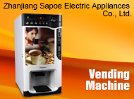 Zhanjiang Sapoe Drink Systems Manufacturing Co., Ltd.
