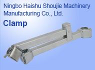 Ningbo Haishu Shoujie Machinery Manufacturing Co., Ltd.