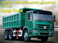 SINOTRUK INDUSTRY IMPORT and EXPORT CO., LTD.
