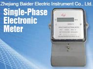 Zhejiang Baider Electric Instrument Co., Ltd.