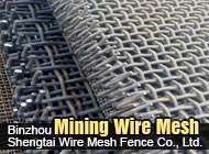 Binzhou Shengtai Wire Mesh Fence Co., Ltd.