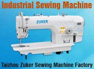 Taizhou Zuker Sewing Machine Factory