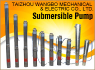 TAIZHOU WANGBO MECHANICAL & ELECTRIC CO., LTD.