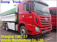 Shanghai CIMC J.T Vehicle Manufacturer Co., Ltd.
