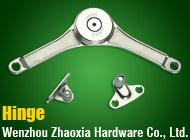 Wenzhou Zhaoxia Hardware Co., Ltd.
