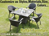 FOSHAN MYHOME FURNITURE CO., LTD.