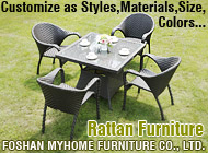 FOSHAN MYHOME FURNITURE CO., LTD.