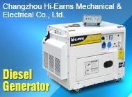 Changzhou Hi-Earns Mechanical & Electrical Co., Ltd.
