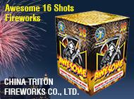 CHINA TRITON FIREWORKS CO., LTD.