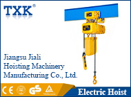 Jiangsu Jiali Hoisting Machinery Manufacturing Co., Ltd.