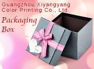 Guangzhou Xiyangyang Color Printing Co., Ltd.