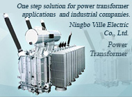 Ningbo Ville Electric Co., Ltd.