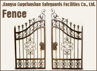Jiangsu Gugelanshan Safeguards Facilities Co., Ltd.